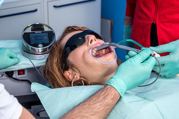 Il Laser Dentale Catania